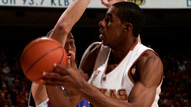 #16 Kansas vs. #7 Texas - 2/25/2006 (re-air)