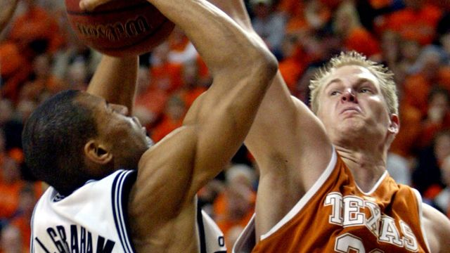 Texas vs. #8 Oklahoma State - 3/5/2005 (re-air)