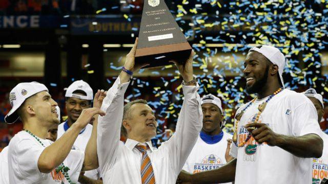 Kentucky vs. #1 Florida (Championship Game) - 3/16/2014 (re-air)