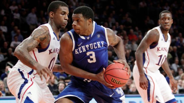 #2 Kentucky vs. #12 Kansas - 11/15/2011 (re-air)