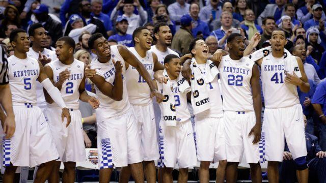 #5 Kansas vs. #1 Kentucky - 11/18/2014 (re-air)