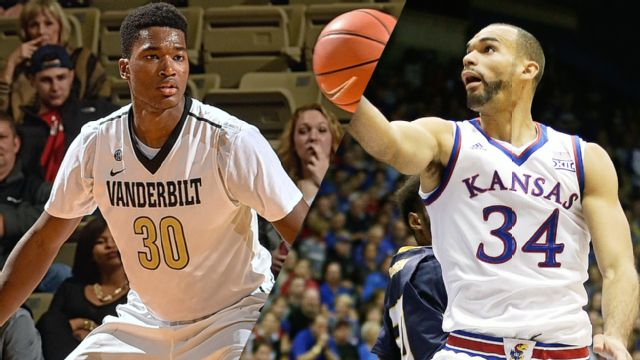 #19 Vanderbilt vs. #5 Kansas (Championship) (M Basketball) (re-air)