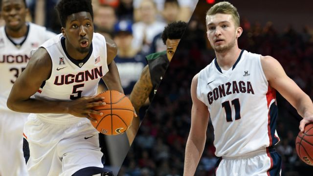 #18 Connecticut vs. #10 Gonzaga (3rd Place) (M Basketball)