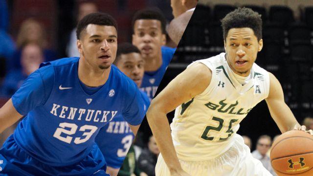 #1 Kentucky vs. South Florida (Game #1) (M Basketball)