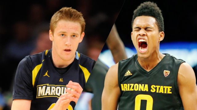 Marquette vs. Arizona State (Championship) (M Basketball)