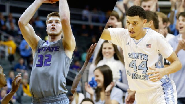 Kansas State vs. #9 North Carolina (Championship) (M Basketball)