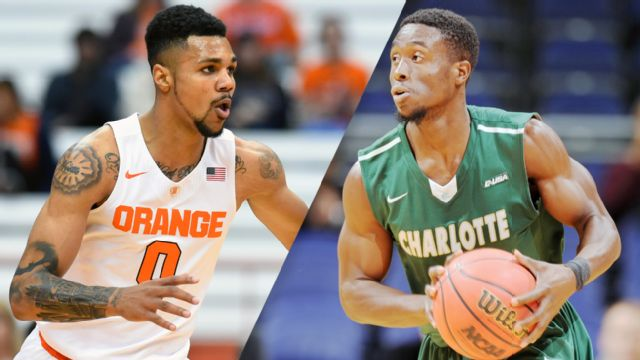 Syracuse vs. Charlotte (Quarterfinal #2) (M Basketball)