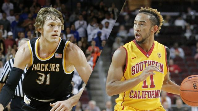 #20 Wichita State vs. USC (Quarterfinal #2) (M Basketball)