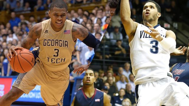 Georgia Tech vs. #8 Villanova (Championship) (M Basketball)