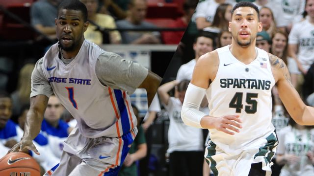 Boise State vs. #3 Michigan State (Semifinal #1) (M Basketball)