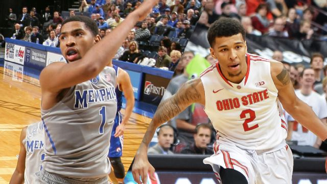Memphis vs. Ohio State (Game #2) (M Basketball)