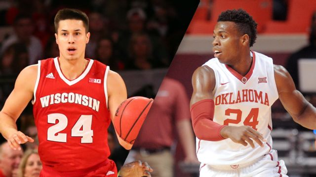 Wisconsin vs. #7 Oklahoma (M Basketball)