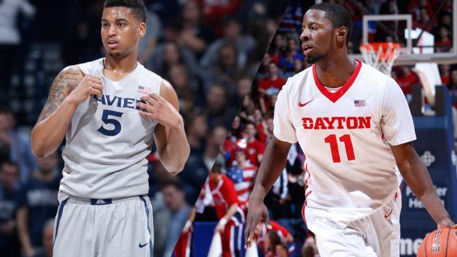 #23 Xavier vs. Dayton (M Basketball) (Championship)