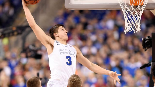Utah State vs. #6 Duke (M Basketball)
