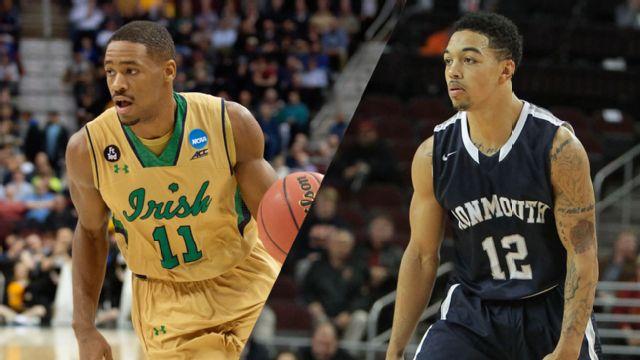 #17 Notre Dame vs. Monmouth (Quarterfinal #3) (M Basketball)