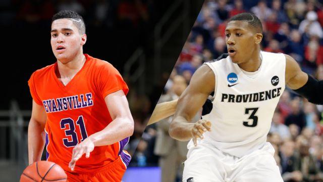 Evansville vs. Providence (Quarterfinal #3) (M Basketball)