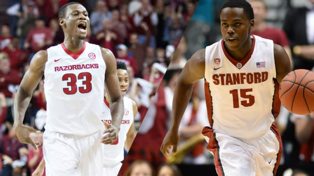 Arkansas vs. Stanford (3rd Place) (M Basketball)