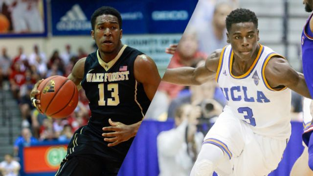Wake Forest vs. UCLA (3rd Place) (M Basketball)