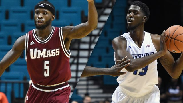Massachusetts vs. Creighton (Championship) (M Basketball)