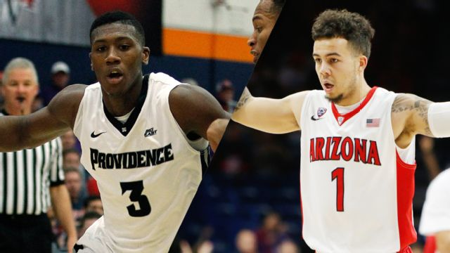 Providence vs. #11 Arizona (Semifinal #2) (M Basketball)