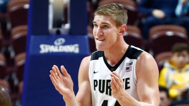 Lehigh vs. #16 Purdue (M Basketball)