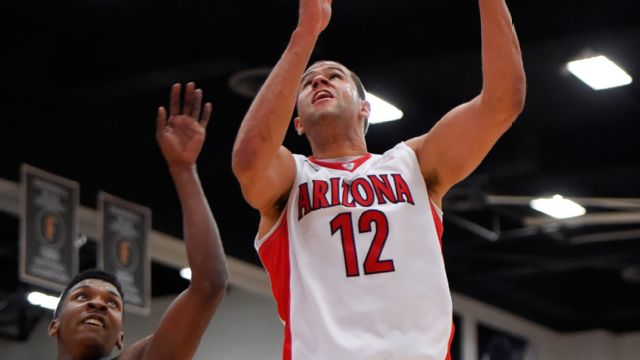 Boise State vs. #11 Arizona (3rd Place Game) (M Basketball)
