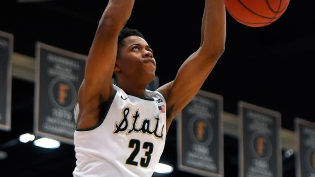#3 Michigan State vs. Providence (Championship) (M Basketball)
