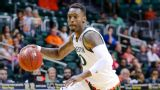 Northeastern vs. #15 Miami (FL) (M Basketball)