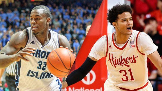 Rhode Island vs. Nebraska (M Basketball)