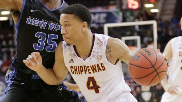 McNeese State vs. Central Michigan (M Basketball)