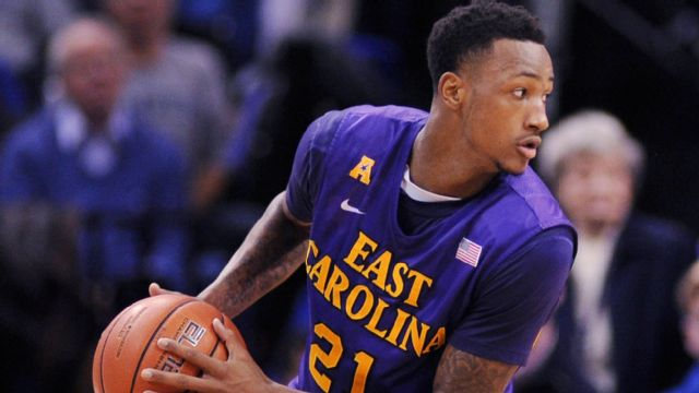 Tulane vs. East Carolina (M Basketball)