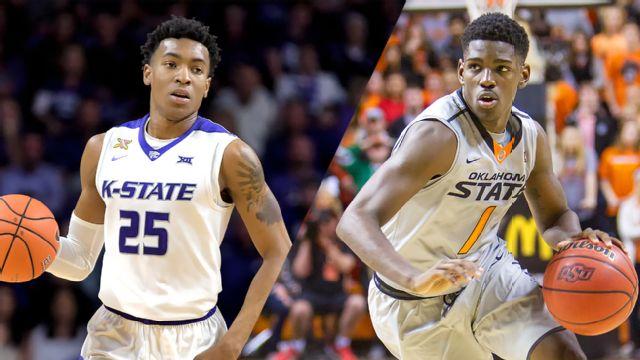 Kansas State vs. Oklahoma State (M Basketball)