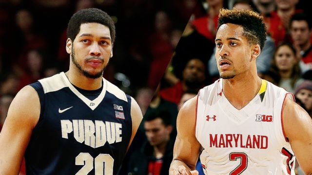 #18 Purdue vs. #4 Maryland (M Basketball)