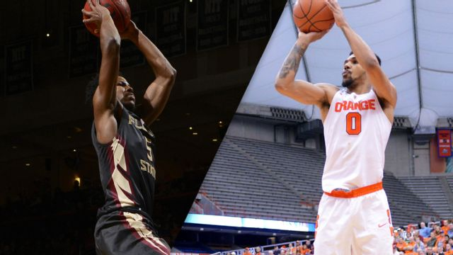 Florida State vs. Syracuse (M Basketball) (re-air)