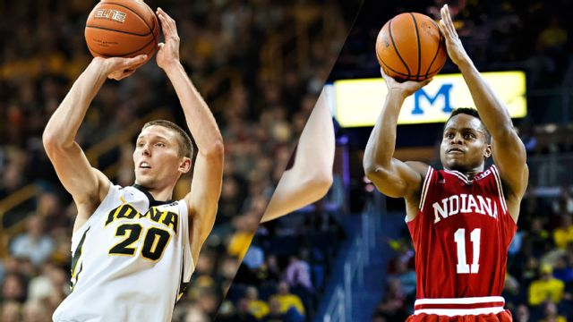 #4 Iowa vs. Indiana (M Basketball)