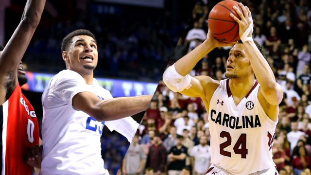 #22 Kentucky vs. South Carolina (M Basketball)