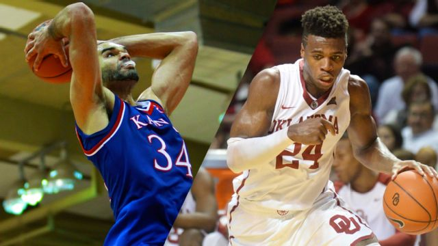 #6 Kansas vs. #3 Oklahoma (M Basketball)