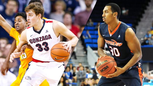 Gonzaga vs. Pepperdine (M Basketball)