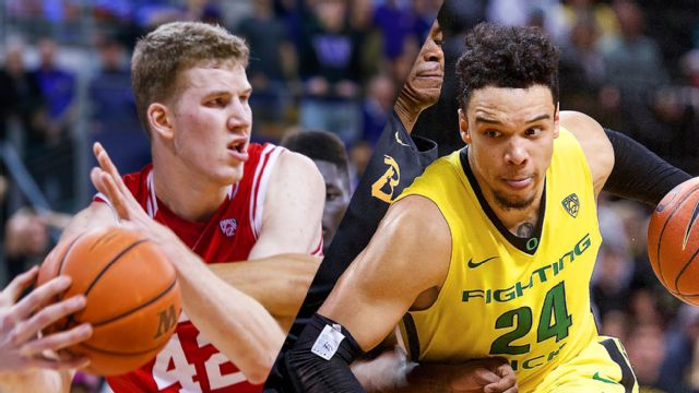 Utah vs. #16 Oregon (M Basketball)