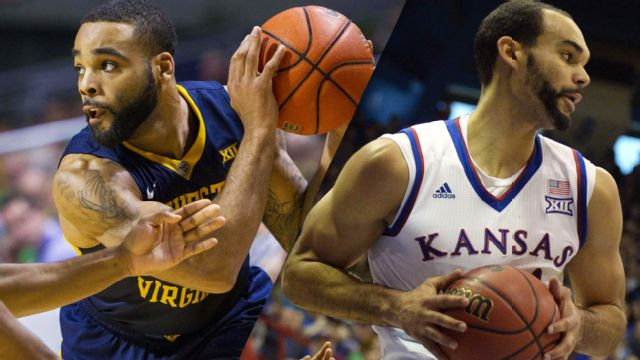 #10 West Virginia vs. #6 Kansas (M Basketball)