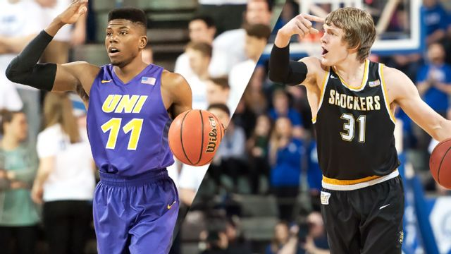 Northern Iowa vs. #25 Wichita State (M Basketball)