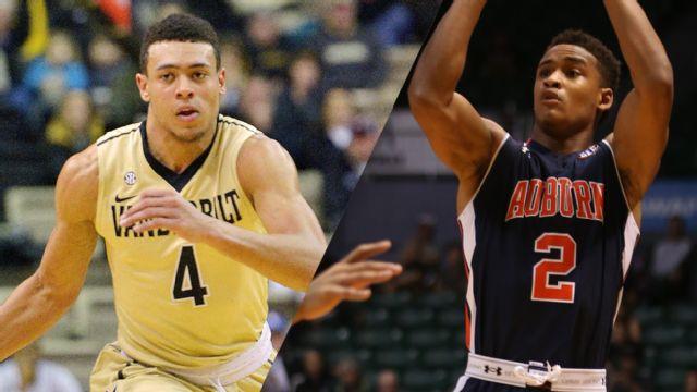 Vanderbilt vs. Auburn (M Basketball)