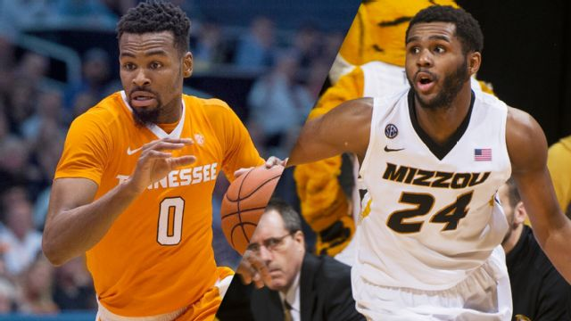 Tennessee vs. Missouri (M Basketball)