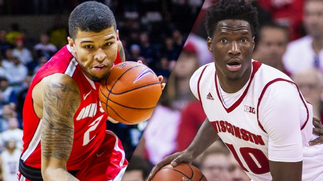 Ohio State vs. Wisconsin (M Basketball)