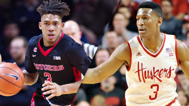 Rutgers vs. Nebraska (M Basketball)