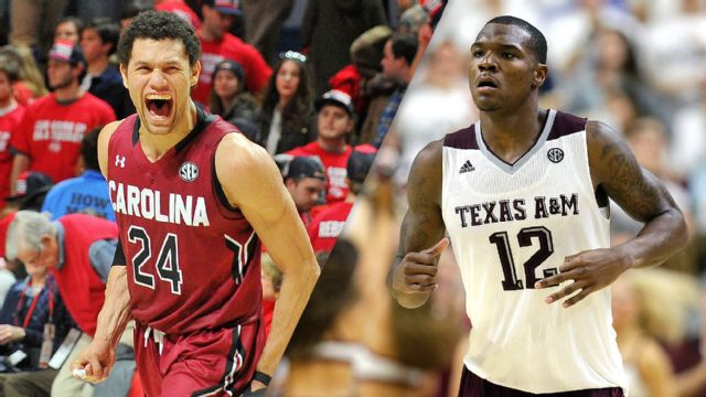 #25 South Carolina vs. #8 Texas A&M (M Basketball)
