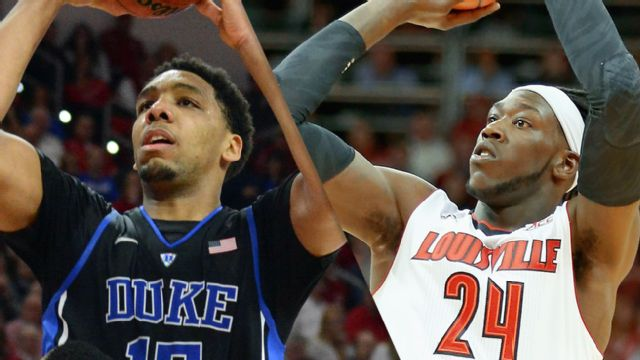 Duke vs. Louisville - 1/17/2015 (re-air)