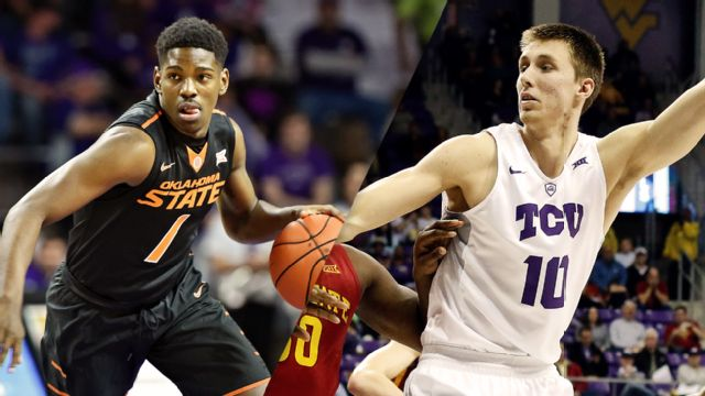 Oklahoma State vs. TCU (M Basketball)