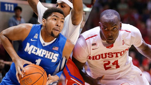 Memphis vs. Houston (M Basketball)