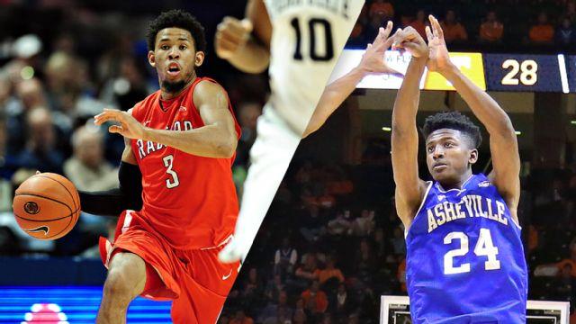 Radford vs. UNC Asheville (M Basketball)